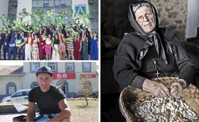 La Feria de la Alubia, Raúl Gutiérrez y Uneatlántico, premios de Turismo Rural
