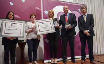 El Hospital Padre Menni premia al proyecto 'Más que tenis' de Rafa Nadal y a Special Olympics España