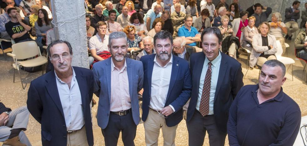 «La gente debe opinar de la integración ferroviaria, un proyecto que afectará a tres generaciones»