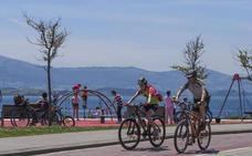 La 'bicicletada' de Bridgestone llega por primera vez a Santander este domingo