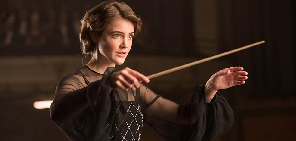 'La directora de orquesta' y otros estrenos