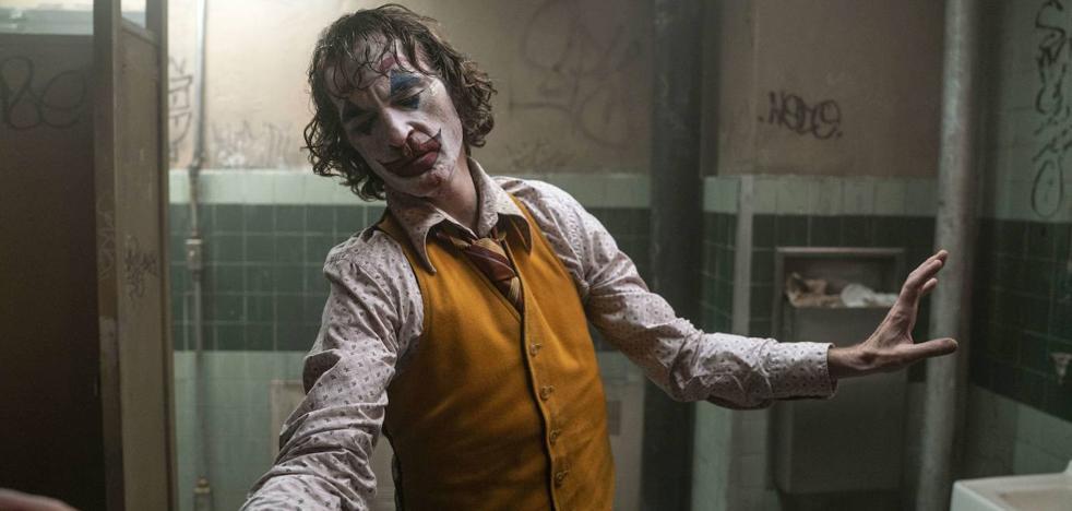 'Joker', el genio malvado