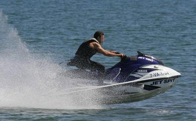 Preocupación por la proliferación y el uso inadecuado de las motos de agua