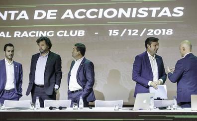 Pitma ampliará los dos millones de capital del Racing por la fórmula de capitalización de deuda