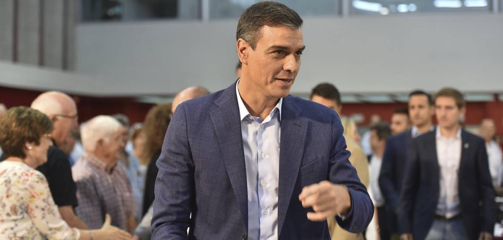 Sánchez participará en un único debate electoral