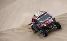 José Luis Peña competirá en el Rallye de Marruecos