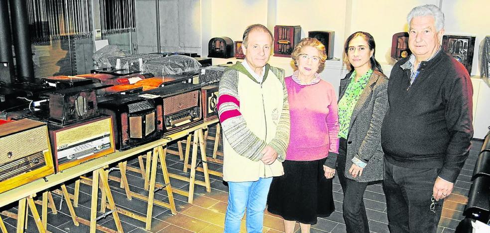 Meruelo abrirá las puertas de su Museo de la Radio a finales de este año