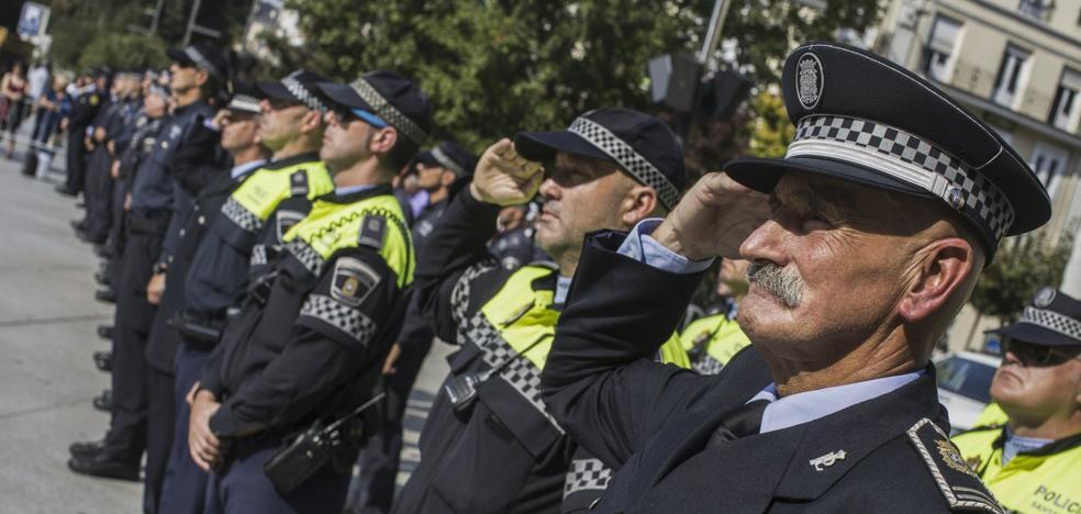 El Ayuntamiento de Santander no celebra el patrón de la Policía Local un año después de recuperar la fiesta