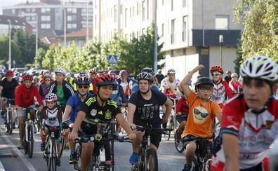 La 'clásica' cicloturista 'Torrelavega sobre ruedas' se celebra este domingo