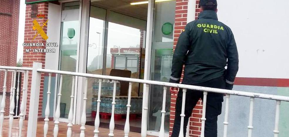 Detenido tras robar 5.000 euros en un supermercado de Meruelo