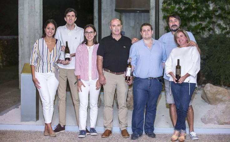 Casona Micaela, Yenda y Lusía, premios Optimum 2019