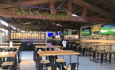 El paraíso de las cervezas artesanas en la Cervecería El Camino de Cueto