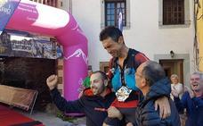 El cántabro Ramón González triunfa en el Desafío Cantabria
