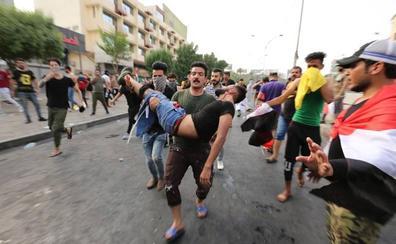 Una sangrienta 'primavera árabe' iraquí