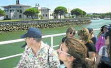 Camargo plantea aprovechar el potencial natural y turístico del entorno de la bahía