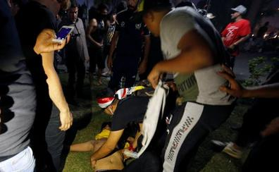 Bagdad anuncia medidas sociales para intentar acallar las protestas