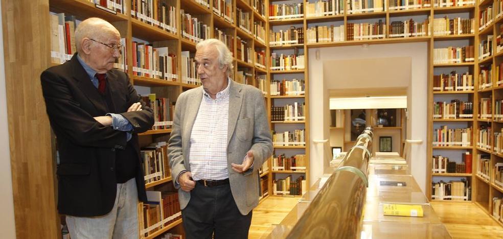 Pasión por el cine, la literatura y Cantabria