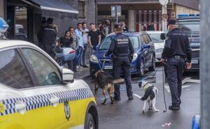 La Policía lleva a cabo otra gran redada en los principales 'after' de Santander