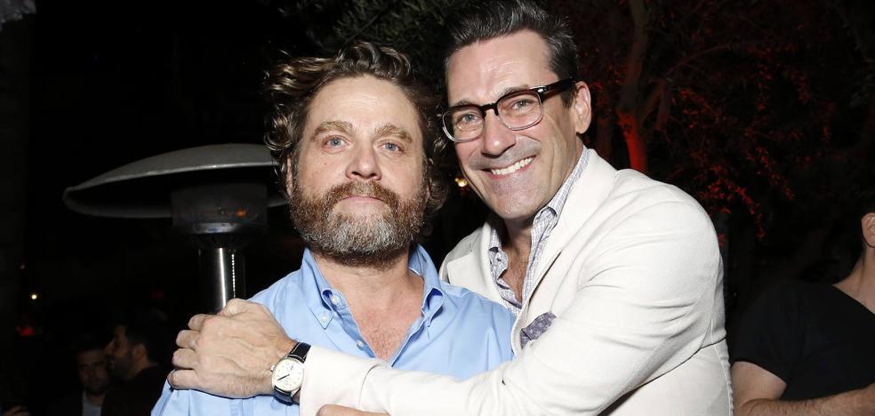 'Entre dos helechos: la película': Galifianakis se queda a gusto