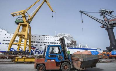 La UE aportará 6 de los 32,8 millones de la futura terminal de gas natural licuado del Puerto de Santander