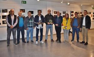 Celestino Arce, Ángel Soto y Begoña Toledo, ganadores del concurso de fotografía de las 'Guerras Cántabras'