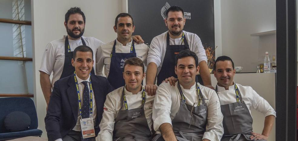 Cantabria acude a Gastronomika con las maletas llenas de sabor