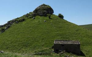El pico Marmujo en Miera