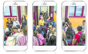 Educación mantiene la autonomía de los centros sobre el uso de móviles