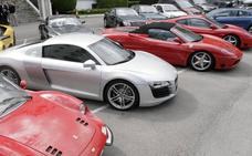 Torrelavega se convertirá en una pasarela de coches de lujo