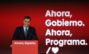 Sánchez se compromete a actualizar las pensiones con el IPC en diciembre aunque esté en funciones