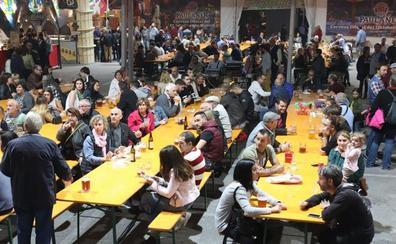 Laredo calienta motores para celebrar el Festival de la Cerveza