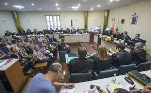 La Audiencia amplia hasta mañana el plazo para que la fiscal presente el nuevo escrito de acusación de La Loma