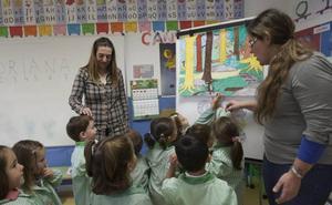 Los educadores de las aulas de dos años inician movilizaciones