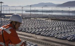Nueva línea de tráfico regular del Puerto de Santander con el sureste asiático