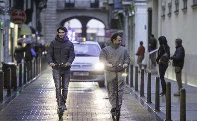 Los ciclistas están conformes con el uso exclusivo de las aceras para peatones