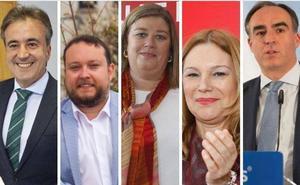 Cinco parlamentarios cántabros piden los 7.200 euros de indemnización hasta el 10-N