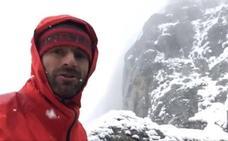 Una tormenta de nieve frena a los Pou en el Himalaya