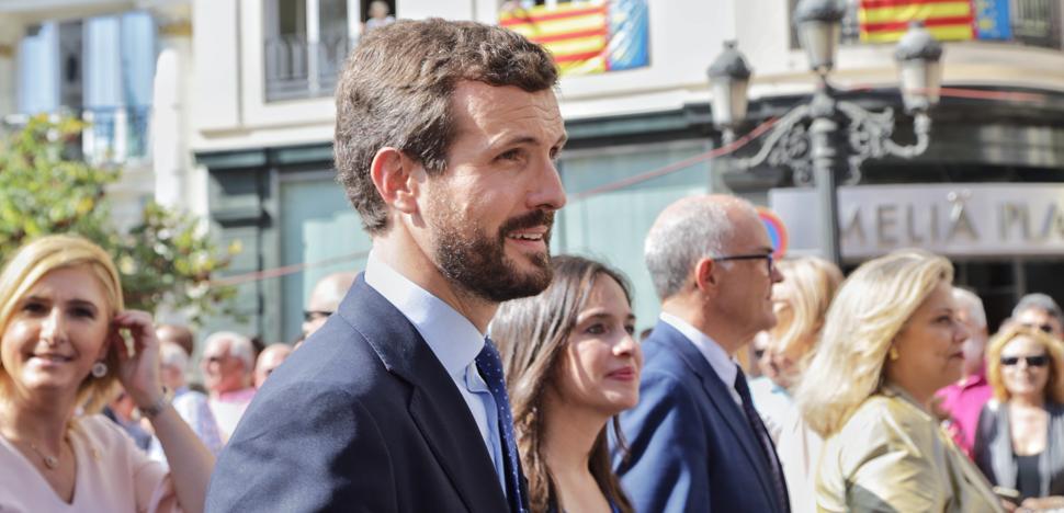 Casado tilda de «broma de mal gusto» el plan de Sánchez
