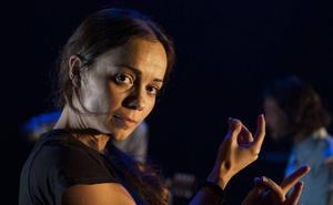 La bailaora Olga Pericet explora la figura de Carmen Amaya en el Palacio Festivales