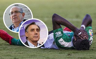 Irureta y Portugal analizan al Racing