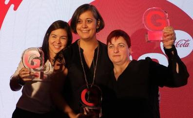La granjera de alpacas de Guriezo Ana María Lus gana el premio 'Gira Mujeres'