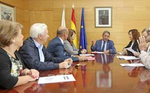 El Gobierno ofrece su colaboración a Amica para captar fondos europeos