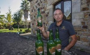 «Aquí no hay una guerra con Asturias, varios lagares de allí nos han felicitado»