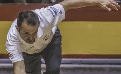 Óscar defiende su título en el Torneo Bahía de Cádiz