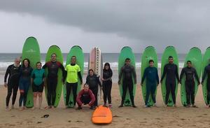 El OctoberSurf trajo a Cantabria olas para todos