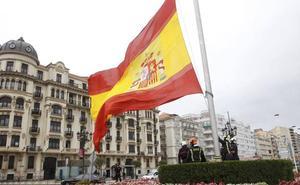 Vox exige que la bandera de España ondee en todos los actos del Gobierno de Cantabria