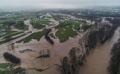 El Estado destina solo 2 millones a prevenir las inundaciones y desde Cantabria se considera «insuficiente»