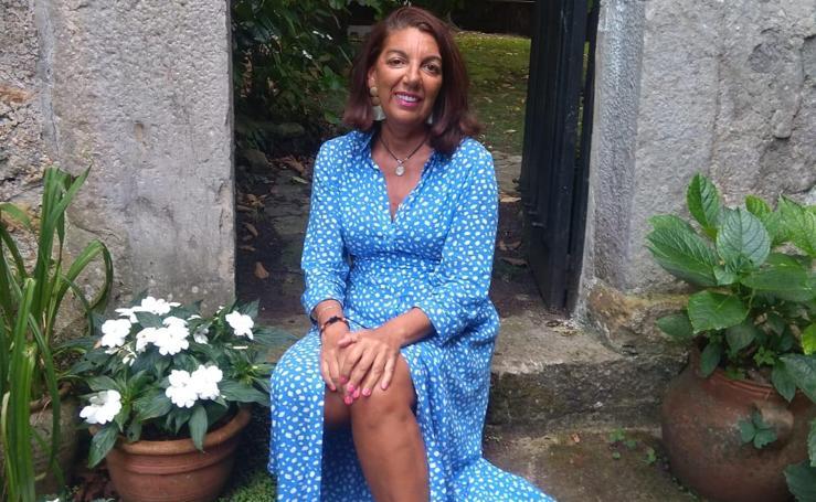 El corazón solidario y a la moda de la reinosana Juliana Casillas Manso