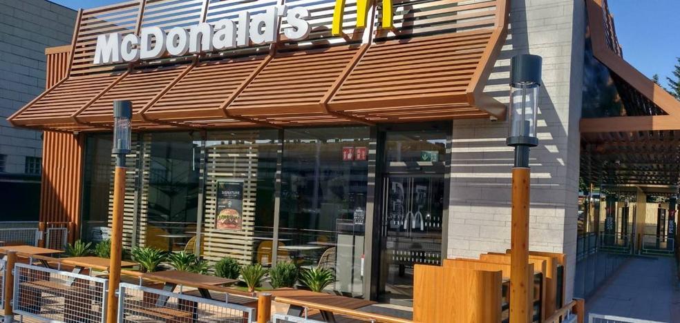 McDonald's crea 45 puestos de trabajo con la apertura del cuarto restaurante en Santander