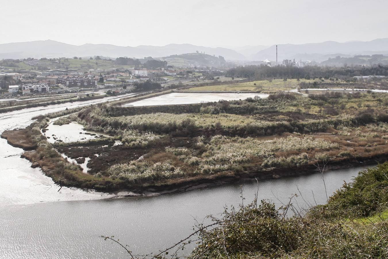 Los criterios técnicos determinarán la ubicación de la nueva depuradora de Vuelta Ostrera